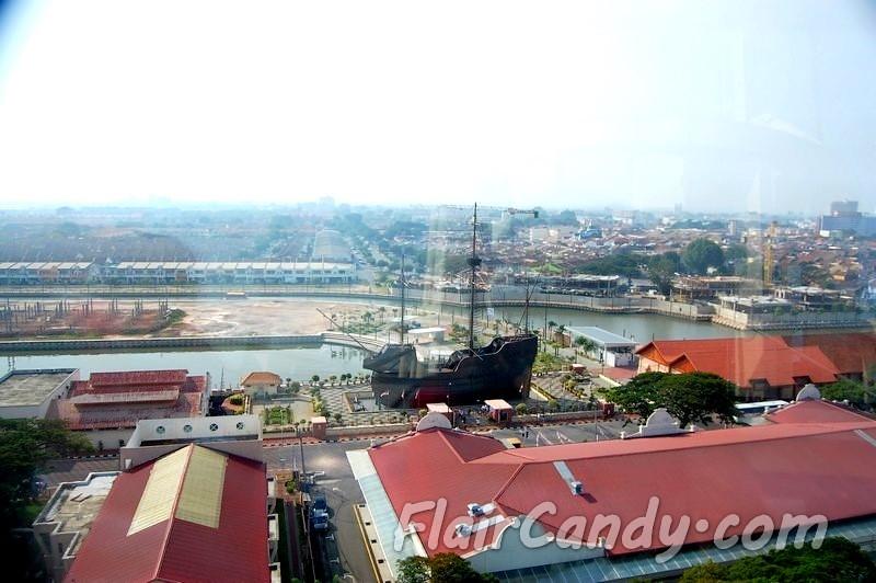 Melaka - Menara Taming Sari (15)