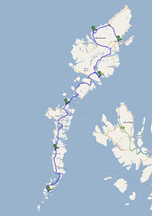outer hebrides route