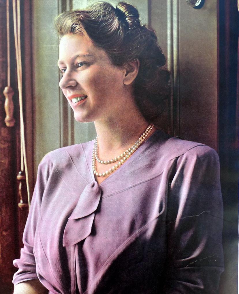 Princess Elizabeth 1946