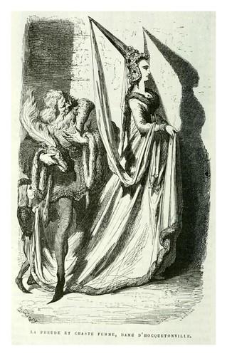 013-La falsa cortesana-Les contes drolatiques…1881- Honoré de Balzac-Ilustraciones Doré