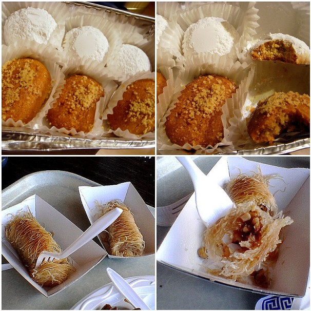 Greek Cookies