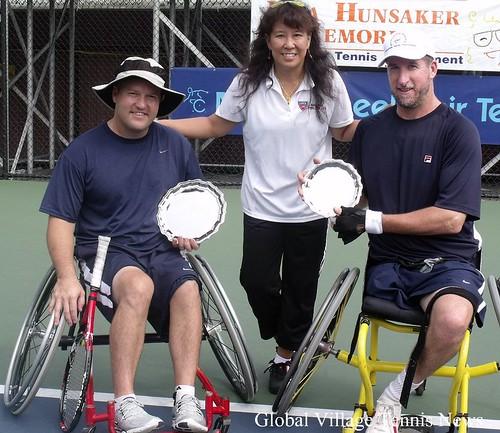 Jana Hunsaker Memorial Wheelchair Tennis Tournament
