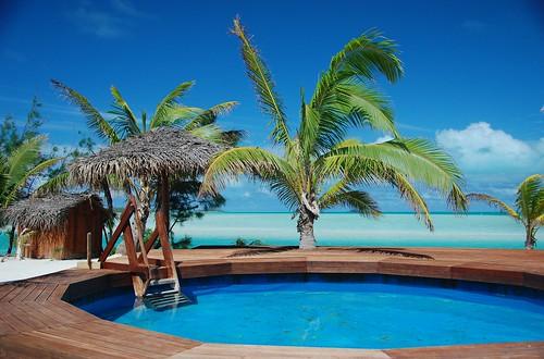 Aitutaki, îlot Akitua