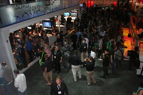 Sony Booth E3 2010