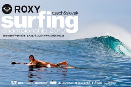 Roxy Czech and Slovak surfing championship 2010