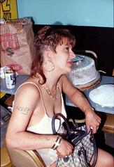 Full Moon Exotic Dancer Bar 13th Street Philadelphia Beverly Birthday Party 1994 005 Starr (photographer695) Tags: full moon exotic dancer bar 13th street philadelphia beverly birthday party 1994 1985