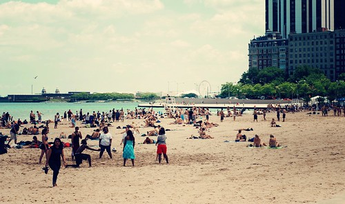 Chicago summer