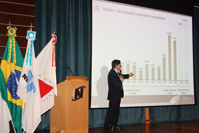 Marco Piquini – Diretor de Comunicação da Iveco na América Latina