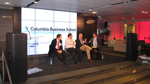 Social Media for Business and Entrepreneurship - CBSAC/NY Panel Discussion