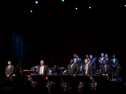 Wynton Marsalis and the Lincoln Center Jazz Orchestra