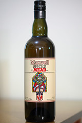 Maxwell Spiced Mead