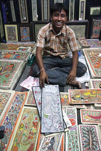 Madhubani Man