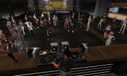fusion club grand opening