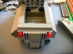 M8 Greyhound rear, and interior (ReddWolfAK) Tags: world two greyhound 6 brick america soldier war tank lego fig wwii wheels barrel version double assault help american armor weapon blueprint ww2 vehicle etc hi wars custom combat tread anti turret engineer figs proto whitebox redwolf brickarms brickarm redwolfak