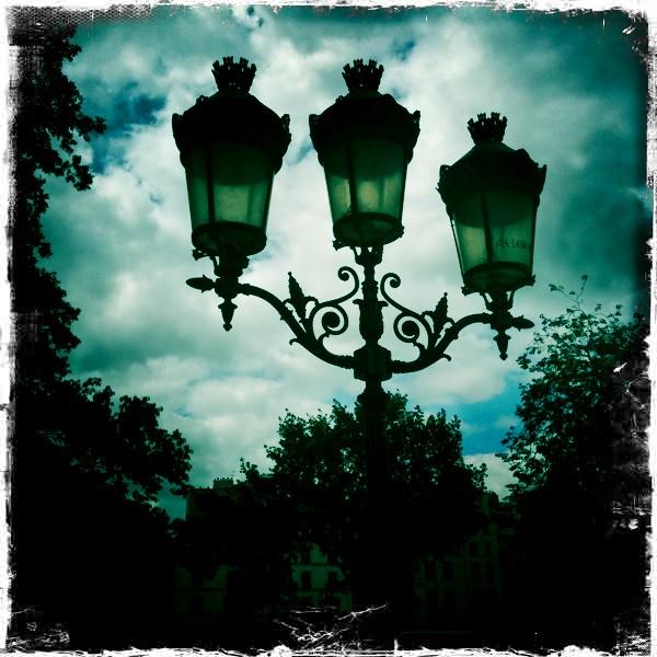 Iluminación de París