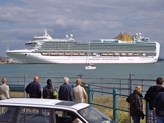 The Ventura in Southampton (Andras Sobester) Tags: port ship harbour hampshire cruiseship southampton ventura oceanliner cruiseliner townquay