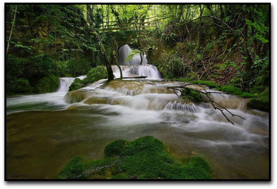 Rio Urederra - Gran caudal