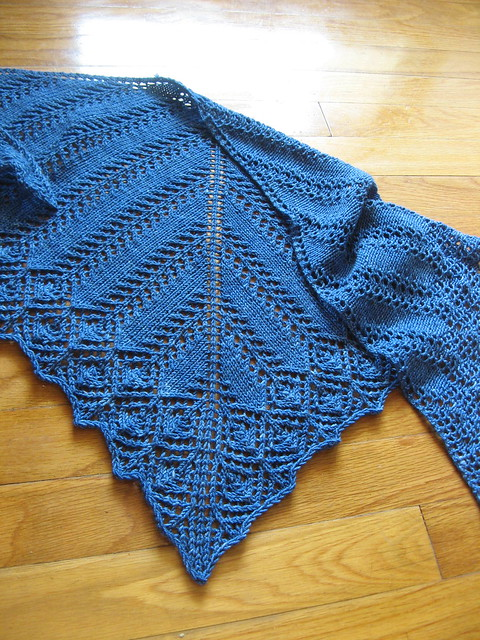 Clothilde Wedding Shawl