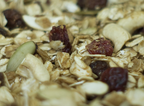 Granola - Detail