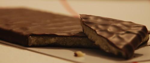 ciocolata cu crema de migdale