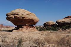 9 - Balancing rock