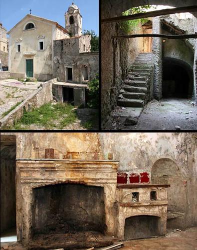 """pueblos """"fantasmas"""": Balestrino"""