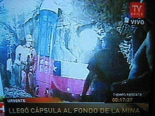 33 mineros chile