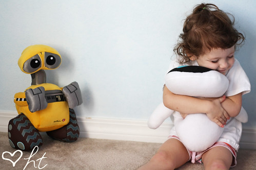 Wall-e looks so sad!