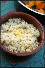 couscous au citron