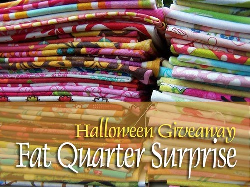 Fat Quarter Surprise Giveaway
