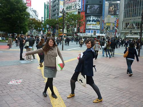 SCJ en Shibuya