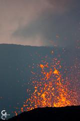 Piton de la Fournaise (GhYp) Tags: vacances ile projection piton fusion runion magma lave volcan iledelarunion pitondelafournaise volcanique cratre coule fournaise ruption