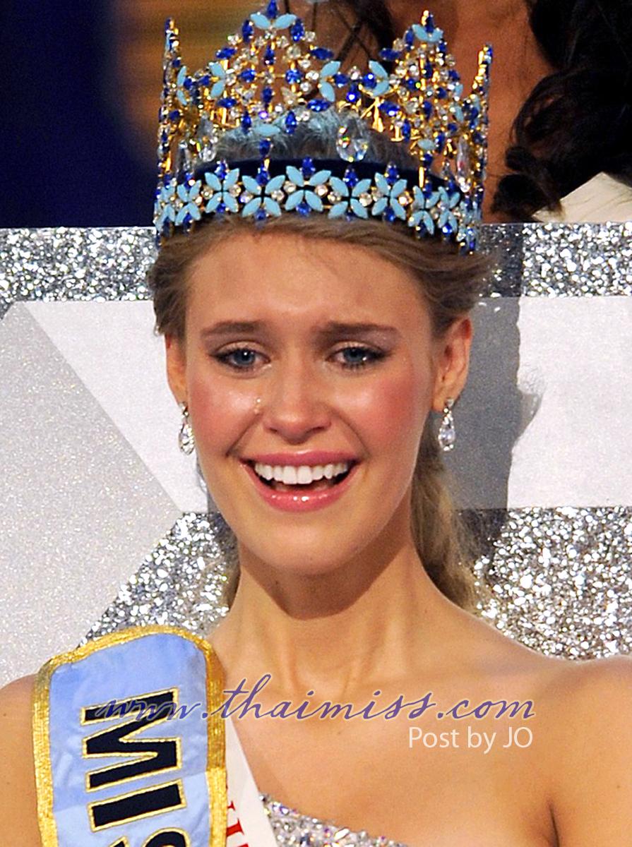 MISS WORLD 2010 - Alexandria Mills, United States 5128349865_a0a481896f_o