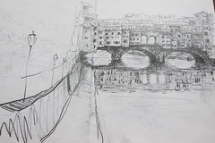 Florence, Tuscany, that famous bridge..