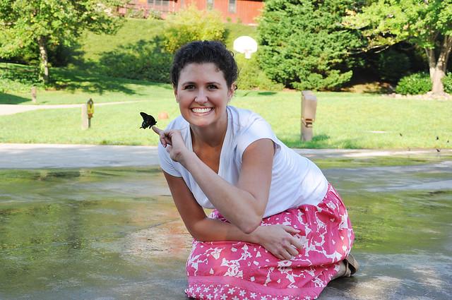 jess butterfly