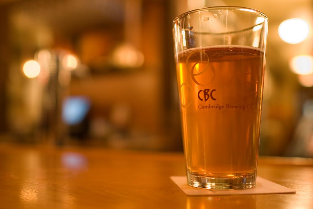 Cambridge Brewing Company: Pumpkin Ale