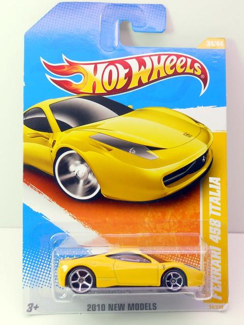 hws ferrari 458 italia yellow (1)
