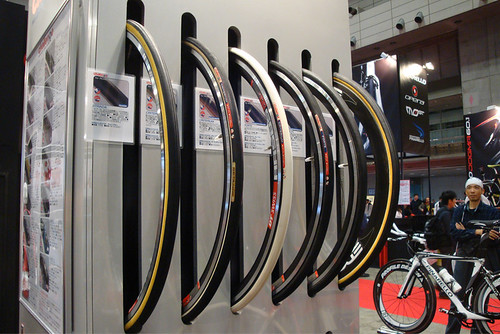 Challenge tubular tires