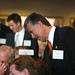 Attendees of Leadership Dinner