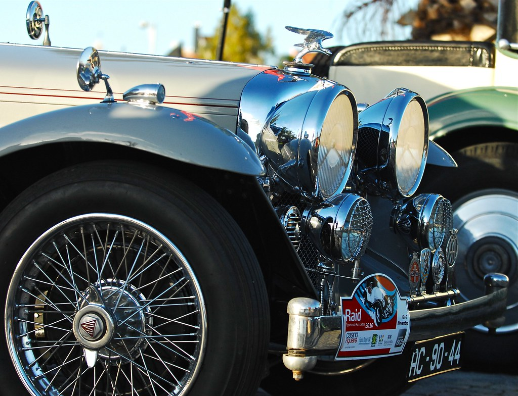 Alvis Speed 20 Tourer 1932