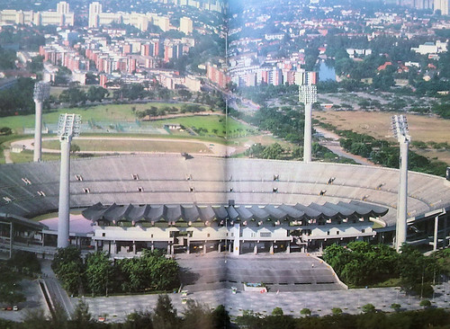 National Stadium from Yearbook