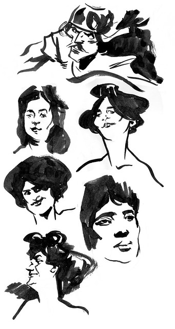 inking practice 2