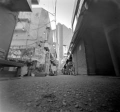 _2020048 (nikosaminira1) Tags: pinhole pinholecamera analog film filmphotografy analogphotografy diycaera papercraft papercraftcamera fisheyelike bw 120 120film 66format selfdevelopment caffenol wppd