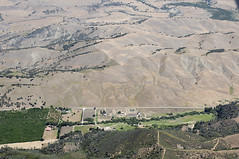 Aerial view of the San Andreas Fault, San Benito County, California (cocoi_m) Tags: aerialphotograph aerial sanandreasfault sanbenitocounty california nature geology geomorphology