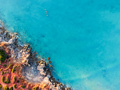 Gantheume point (Morris Lu) Tags: cablebeach westernaustralia 澳洲 gantheume point gantheumepoint broome dronephotography drone aerial above