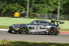 "Mercedes-AMG GT3 - HTP Motorsport #85 • <a style=""font-size:0.8em;"" href=""http://www.flickr.com/photos/144994865@N06/35521633252/"" target=""_blank"">View on Flickr</a>"