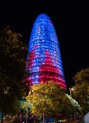 Torre Glóries, Barcelona