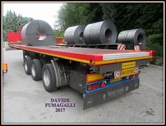 Viberti (DaveFuma) Tags: viberti semirimorchio trasporto eccezionale epoca old wide load coils