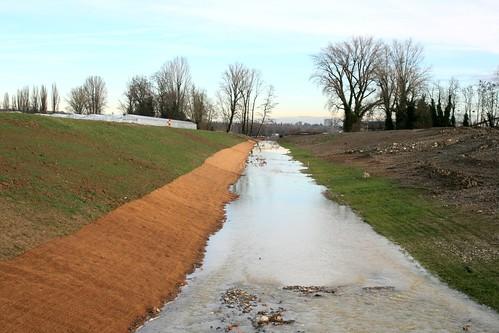 2009 23 décembre - renaturation de l'Aire et canal Galland 024