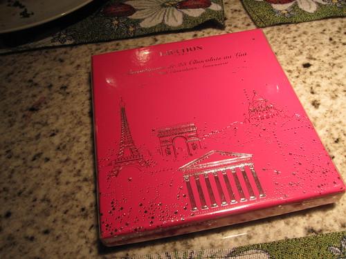 Pretty Fauchon pink